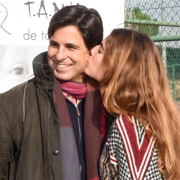 Francisco Rivera: '¡Estamos muy felices, vamos a ser padres de una niña!'