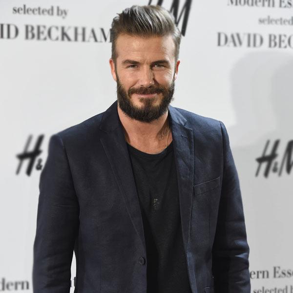 Mientras David Beckham desata la locura en Madrid... su hijo Brooklyn se estrena como modelo