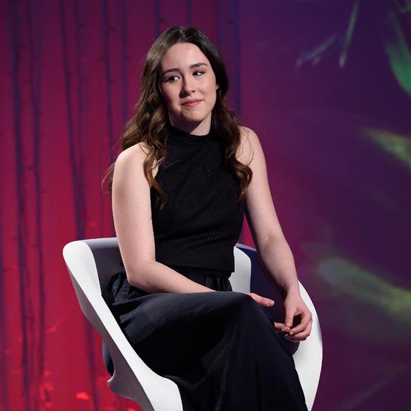Aurora, la hija de Eros Ramazzotti, concede su primera entrevista: 'No quiero ser cantante, pero aún no he encontrado mi camino'