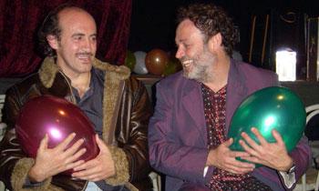 Dani Rovira, Dani Martín, Santiago Segura, Paco León, Alberto Chicote, Miki Nadal... recuerdan a Pedro Reyes, 'un cómico genial'