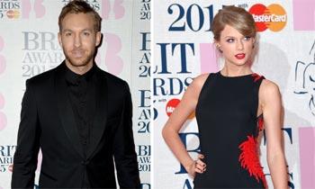 Taylor Swift y el DJ Calvin Harris alimentan los rumores con una romántica cita