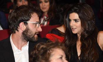 Dani Rovira y Clara Lago, noche de teatro para ver a Carmen Machi