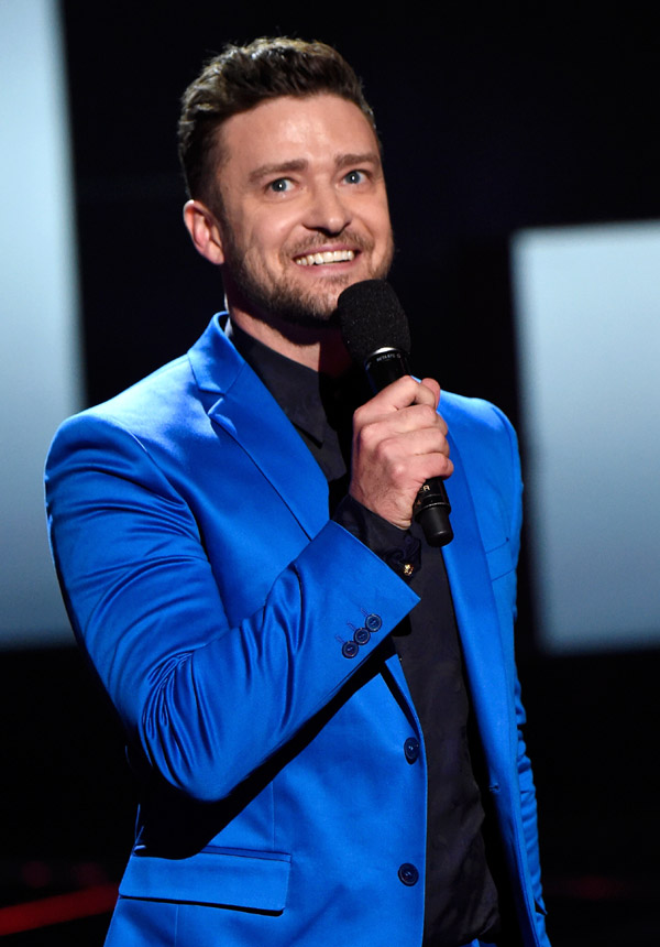 Justin Timberlake le dedica un premio a su embarazadísima esposa Jessica Biel y a su futuro bebé: '¡Papi va para casa ahora mismo!'