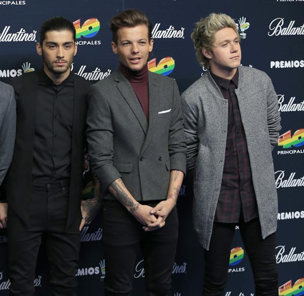 ¿Adiós a la amistad?: Louis, de One Direction, estalla tras el estreno del primer single en solitario de Zayn Malik