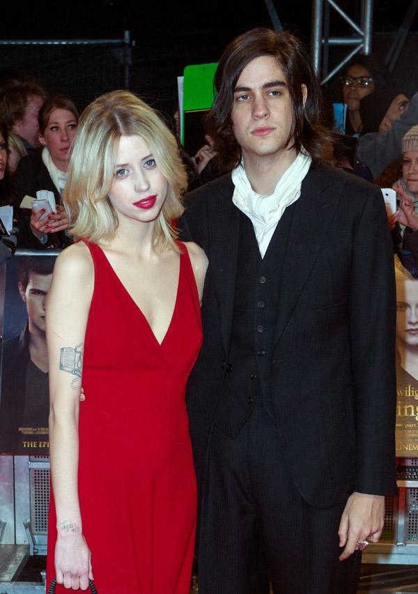 Un año después de la muerte de Peaches Geldof, su casa es un hogar fantasma