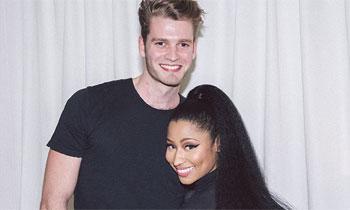Nicki Minaj nos descubre al primo más guapo de los príncipes Guillermo y Harry de Inglaterra