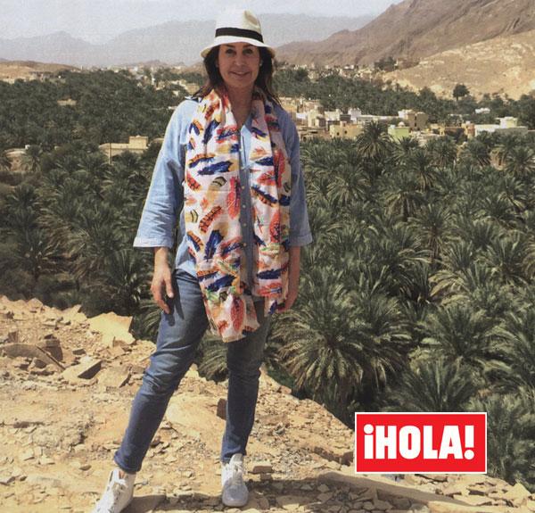 La peligrosa aventura en Omán de Carmen Martínez-Bordíu