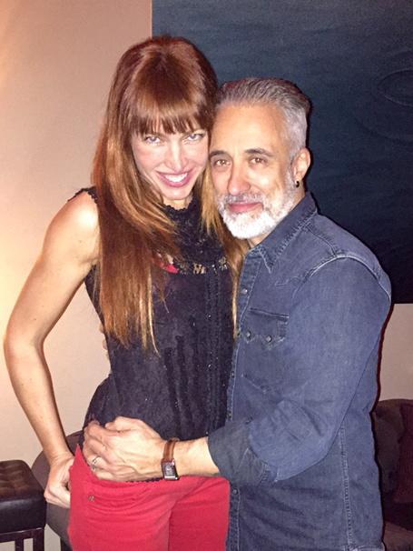 Sergi Arola confirma su relación con Silvia Fominaya: '¿Rollito de primavera? ¡No! Fusión de cocido madrileño y escudella'
