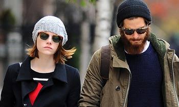 Crisis en la relación de Emma Stone y Andrew Garfield, ¿tiempo muerto o punto final?