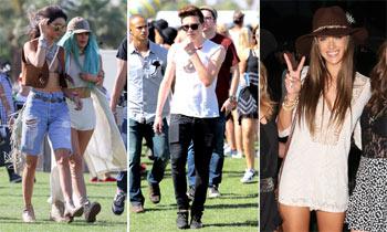 Brooklyn Beckham pone la nota de rock al festival favorito de Alessandra Ambrosio, Kendall Jenner...