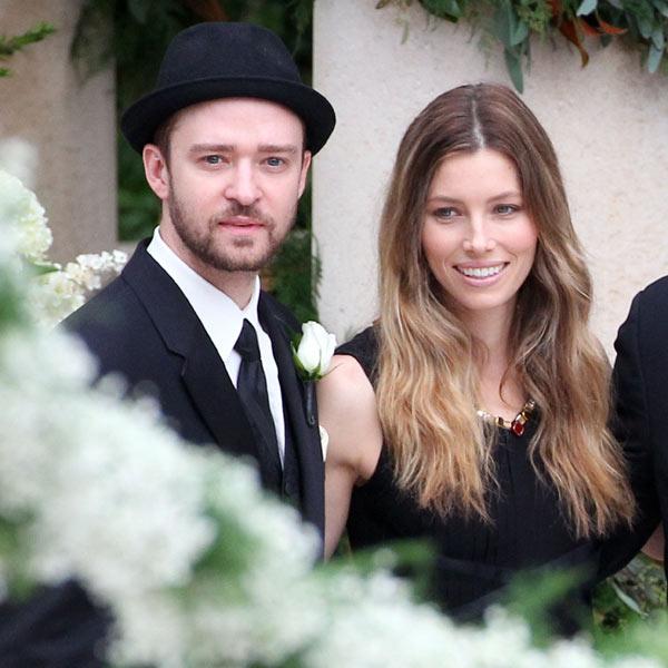Justin Timberlake y Jessica Biel, padres de un niño llamado Silas
