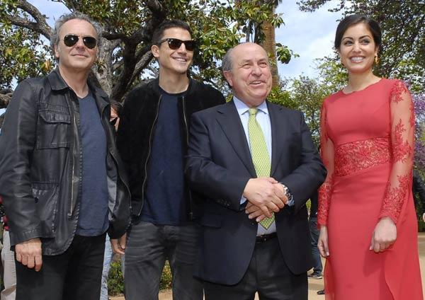 Tres, dos, uno… ¡Acción! El rodaje de 'El Príncipe' llega a Granada y se desata la locura en las calles