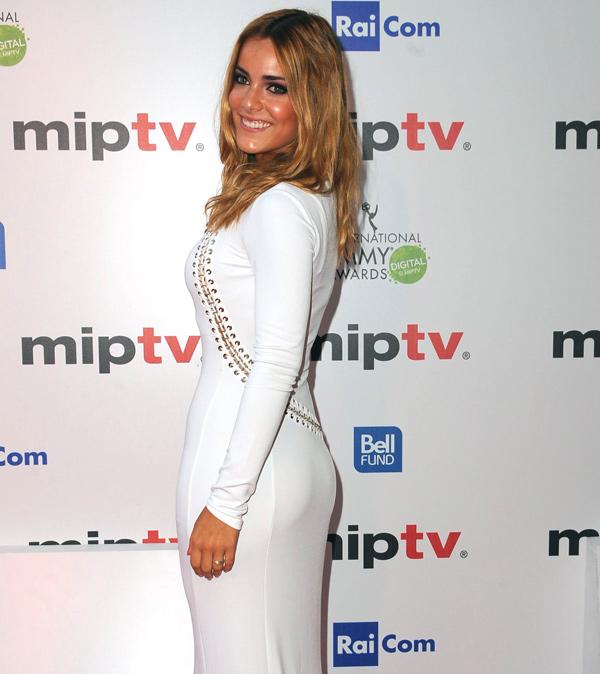 La actriz Alejandra Onieva se codea en Cannes con Mena Suvari y Olivier Martínez