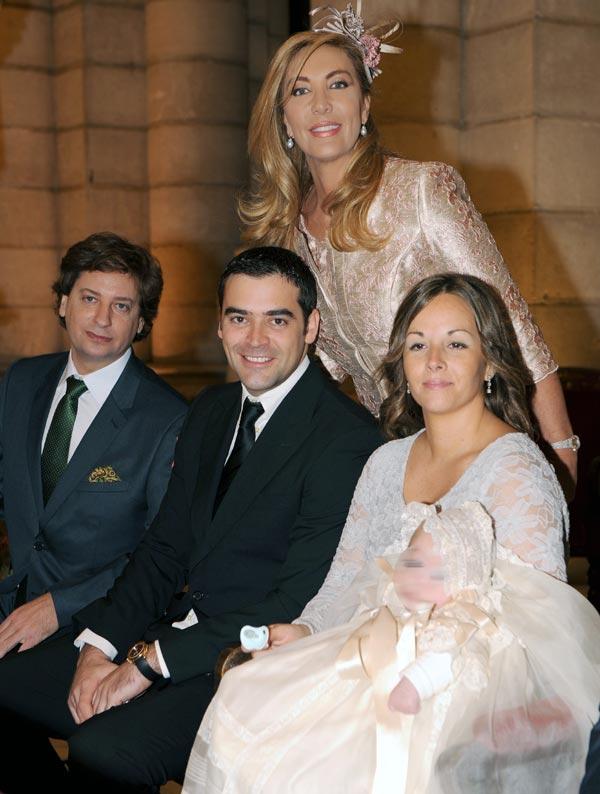 Marc, hijo mayor de Norma Duval, se separa de Patricia Vellez, madre de su hijo Izan