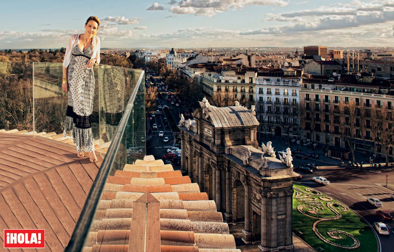 En ¡HOLA!: Mariann Barrena, mujer de Carlo Ancelotti, nos abre las puertas de su impresionante piso en Madrid
