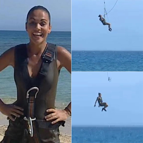 Lara Álvarez se convierte en Lara Croft en Honduras mientras Fernando Alonso bromea con don Juan Carlos en Baréin