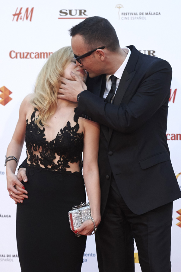 Risto Mejide y Carla Nieto, ¿'in love'?