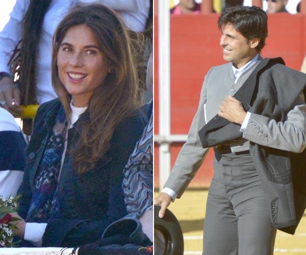 Francisco Rivera se prepara para volver a La Maestranza de Sevilla con el apoyo de Lourdes Montes