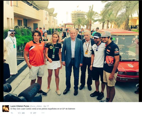 La nueva imagen española de la Fórmula 1