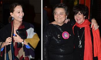 Isabel Preysler, Nieves Álvarez, Concha Velasco, Nuria González... celebran el 60º cumpleaños de Elena Benarroch