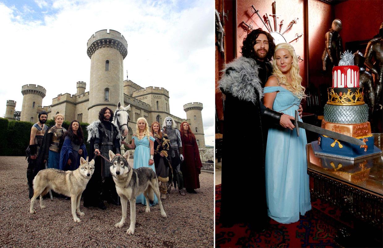 Boda en 'Juego de Tronos': Jon Snow y Daenerys Targaryen... ¡se casan!