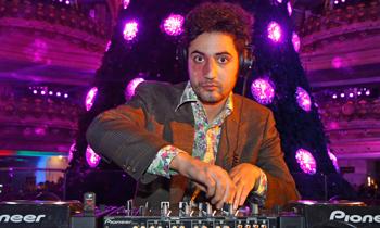 La boda secreta de Julio Mario, el hermano DJ de Tatiana Santo Domingo, en Nueva York