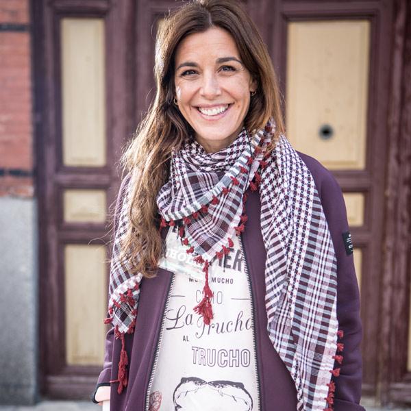 Los cuidados de Raquel Sánchez Silva durante su embarazo