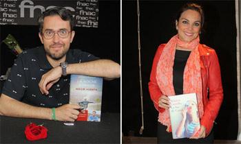 Christian Gálvez, Mónica Carrillo, Maxim Huerta... la televisión también se rinde a Sant Jordi