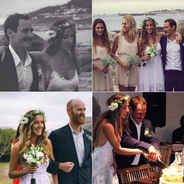 La boda de ensueño de Ayesha Makim, la bella sobrina de Sarah Ferguson
