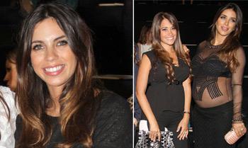 Melissa Jiménez, Antonella Roccuzzo y Daniella Semaan, tres estilos premamá diferentes