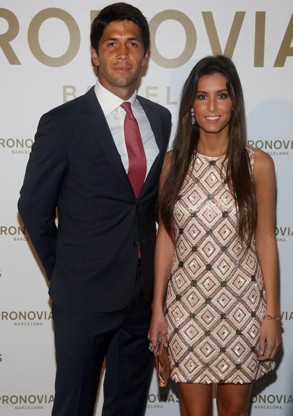 Fernando Verdasco, encantado con Isabel Preysler: 'Me llevo fenomenal con ella'