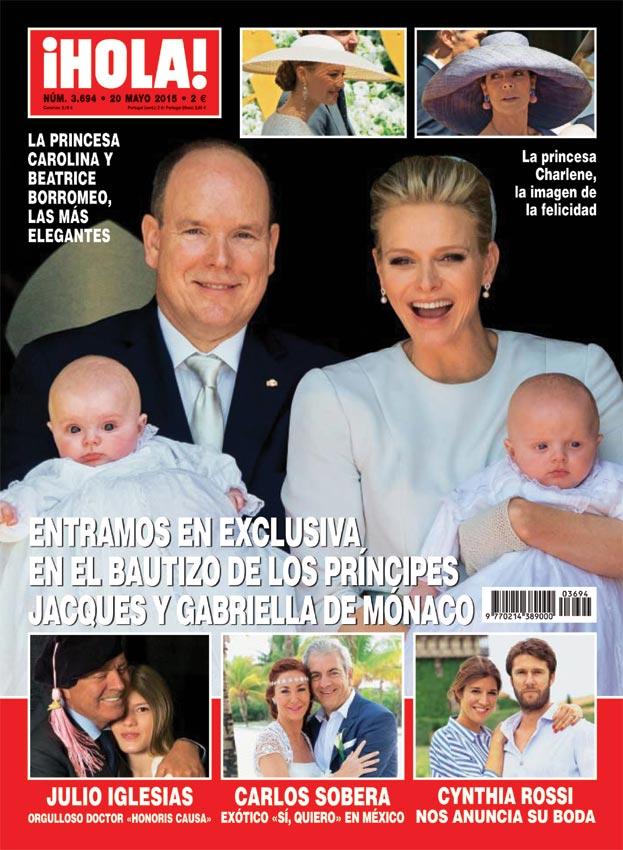 En ¡HOLA!, el exótico 'sí, quiero' de Carlos Sobera en México