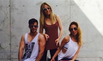 Edurne, tres días antes de viajar a Viena: 'Veréis a una chica con fuerza y desgarradora sobre el escenario de Eurovisión'