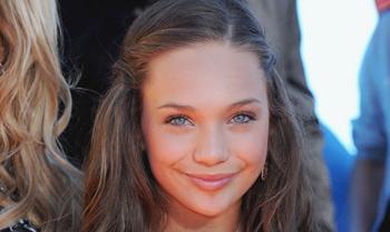 Maddie Ziegler, el nuevo fenómeno infantil con millones de seguidores en redes sociales