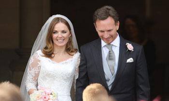 La boda de Geri Halliwell no logra reunir a todas las ex Spice Girls