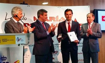El piloto Pedro de la Rosa, embajador de 'El legado María de Villota': 'Espero estar a la altura'