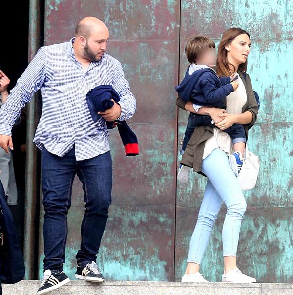 Kiko Rivera y Jessica Bueno, vuelven a verse las caras en el juzgado por la custodia de su hijo