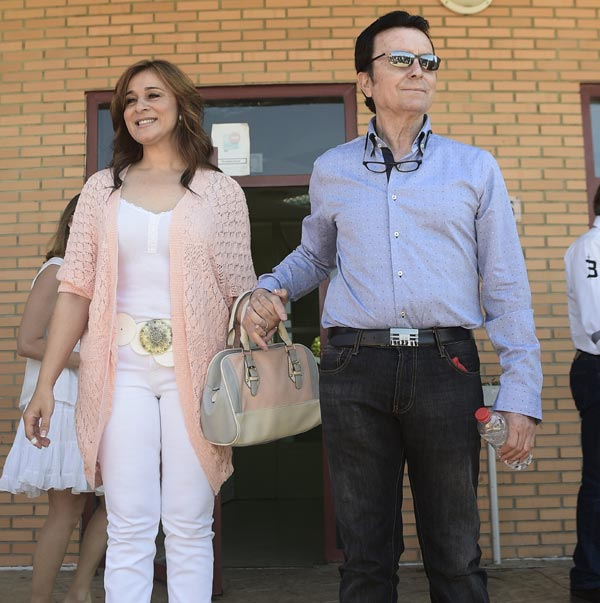 José Ortega Cano abandona definitivamente la cárcel con mucha emoción: 'Me noto más fuerte'