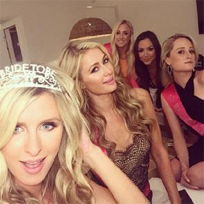 Nicky Hilton despide su soltería con un fin de semana de fiesta y su hermana Paris