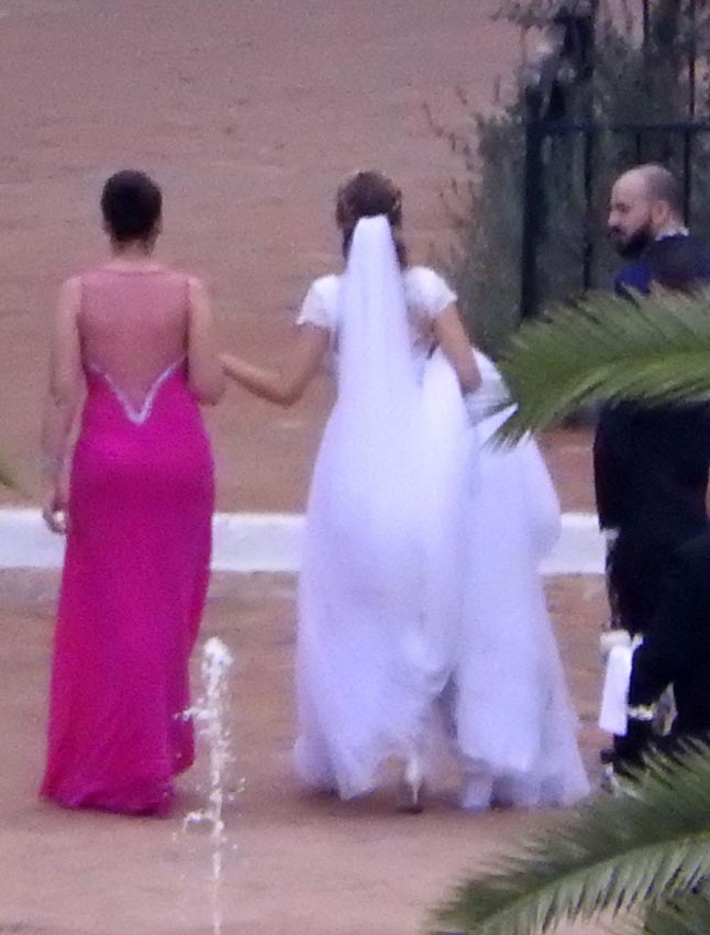 La boda de Jessica Bueno y Jota Peleteiro