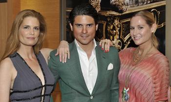 Las anécdotas de un fin de semana de lujo de la mano de Olivia de Borbón, Julián Porras y Fiona Ferrer