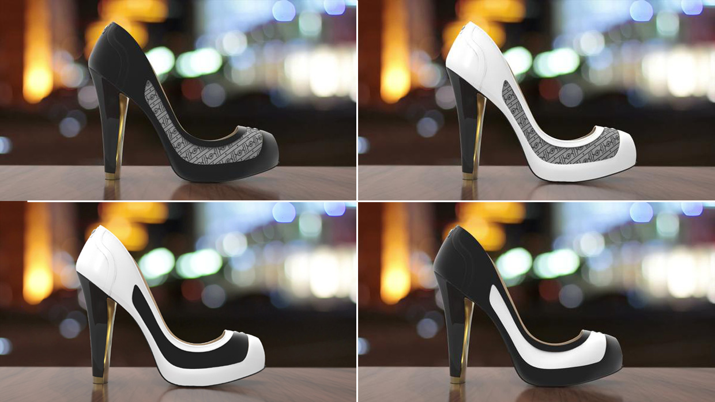 Llegan los 'smartshoes': varios estilos en un mismo par de zapatos