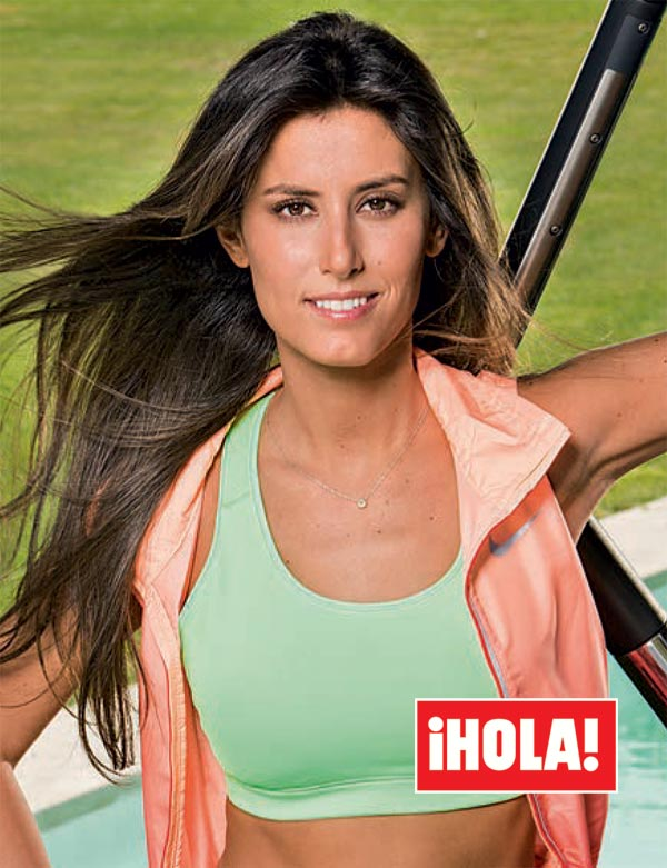 Ana Boyer nos descubre en ¡HOLA! sus trucos para ponerse en forma