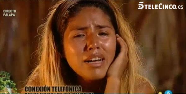 El emotivo mensaje de Isa Pantoja a Dulce: 'Si hablas con mamá, dile que la quiero'