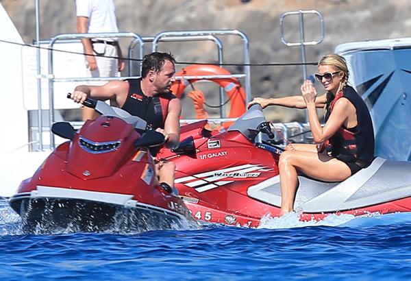 Un multimillonario de 39 años, ¿será el amor definitivo de Paris Hilton?