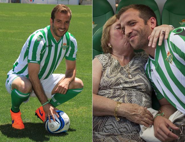 Rafael van der Vaart a Sevilla y su ex, Sylvie Meis, a Ibiza... El retorno de los 'Beckham holandeses'