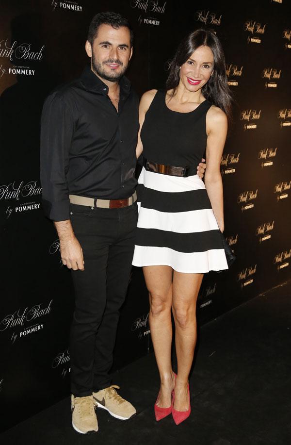Cecilia Gómez y Emiliano Suárez hacen oficial su noviazgo posando juntos por primera vez