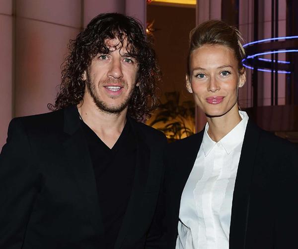 ¿Están Carles Puyol y Vanesa Lorenzo esperando su segundo hijo?