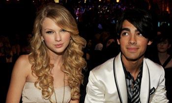 Taylor Swift y Joe Jonas, ¿quién dice que dos ex no se pueden llevar bien?