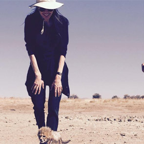 Shiloh Jolie-Pitt sigue el ejemplo solidario de su madre uniéndose a ella en su último viaje